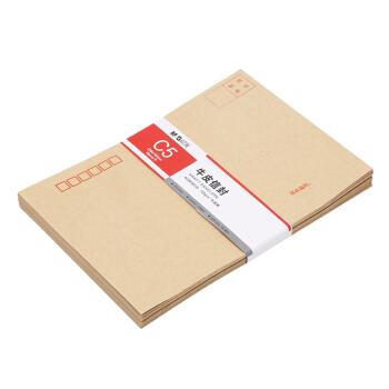 M&G 晨光 AGW98238 牛皮信封纸 (30个装、229*162mm)