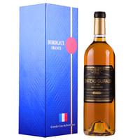 Chateau Guiraud 芝路庄园 贵腐甜白葡萄酒 2002 750ml