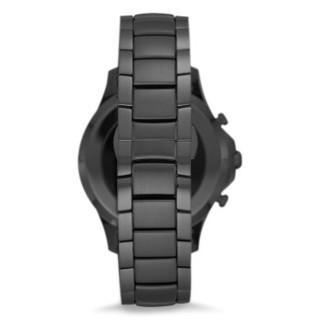 EMPORIO ARMANI 阿玛尼 Display系列 ART5005 商务运动触屏 深灰钢链 男士手表
