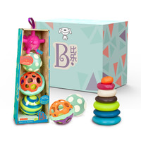 B.Toys 比乐 多功能球+水漂石堆环 组合礼盒装