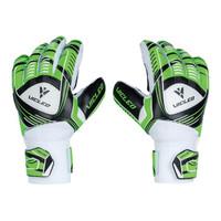 维克利奥(VICLEO)专业带护指 儿童成人 足球守门员手套 龙门门将手套(带护指) 16Z15001荧光绿9号