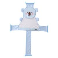 日康婴儿洗澡浴床 婴儿浴盆架RK-X1004(蓝色) *3件