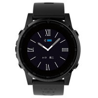 JTOUR 军拓 铁腕5  运动智能手表 碳素黑