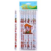 中华 6080 HB铅笔 (彩色、10支)