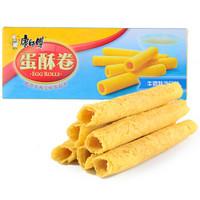 康师傅 蛋酥卷 (108g、牛奶特浓口味)