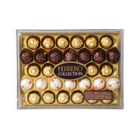 FERRERO ROCHER 费列罗 榛果威化巧克力 32粒 364.3g