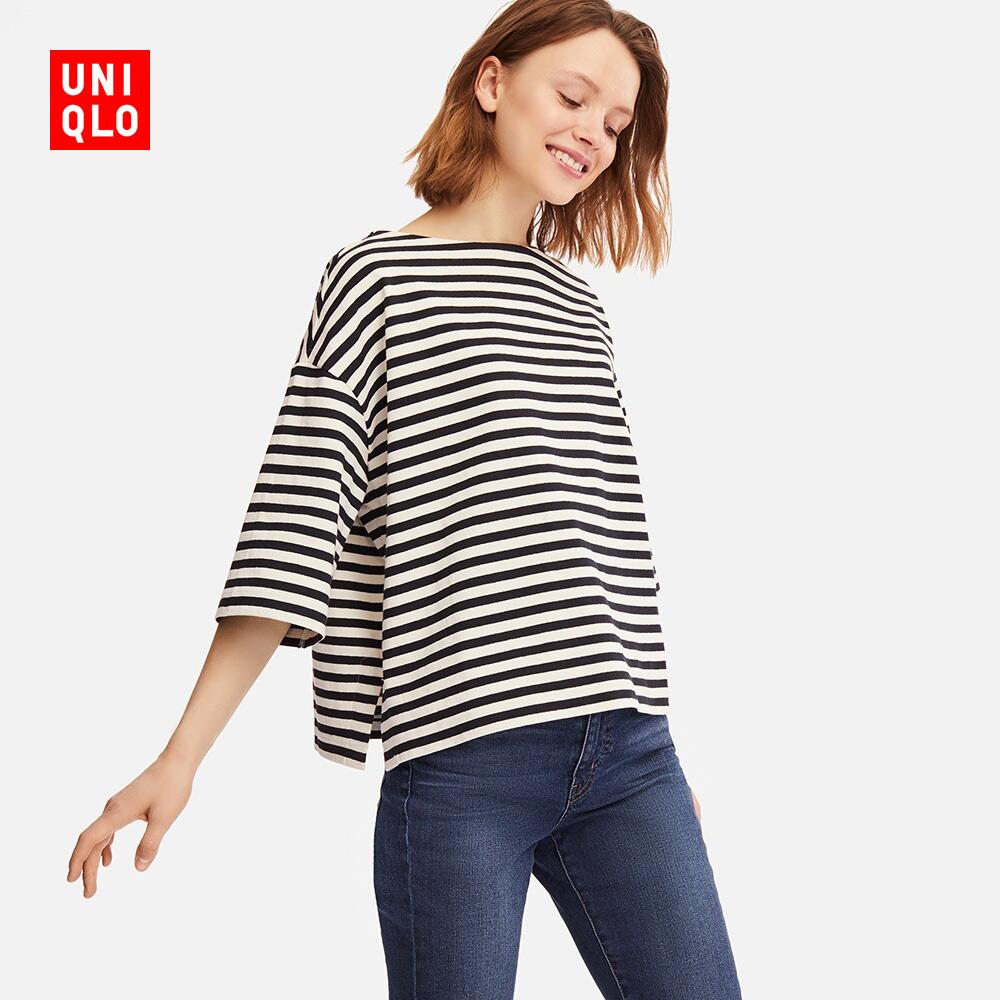 UNIQLO 优衣库 409922 女士T恤