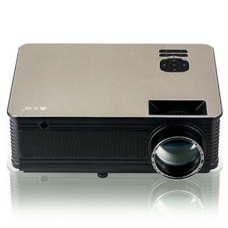 Poner Saund 轰天砲 M5w 家用投影机 (高清(800P/720P)、500-899流明、安卓系统,手机同屏)