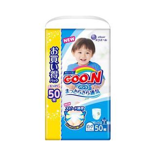 GOO.N 大王 维E系列 男宝宝拉拉裤 XL50片 *6件