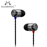 声美 SoundMAGIC E10 入耳式耳塞低音音乐耳机 不带耳麦 通用版