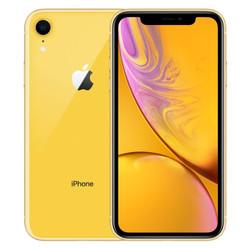 Apple iPhone XR 128GB 黄色 移动联通电信4G全网通手机 双卡双待