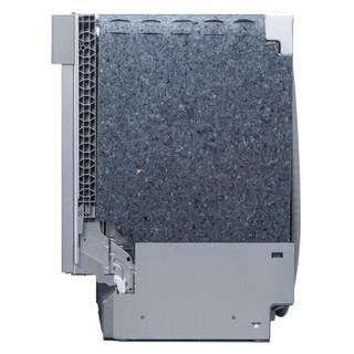 SIEMENS 西门子 SJ536S00JC 半嵌式洗碗机 13套