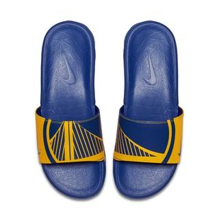 Nike 耐克官方 NIKE BENASSI SOLARSOFT NBA 男子拖鞋 917551 (骑士、40)