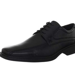 ecco 爱步 New Jersey Lace Oxfords 男士商务皮鞋