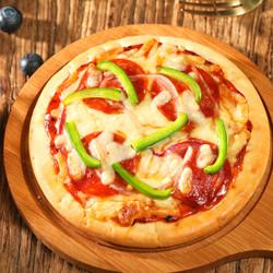 西厨贝可 6英寸夏威夷火腿披萨 140g