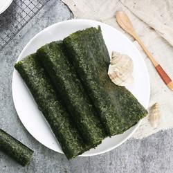 9月16日0点一片情 寿司专用海苔 30张 送卷帘、一次性手套