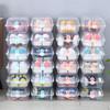 HAIXIN 海兴 DF003 透明收纳鞋盒 8个装