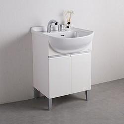 TOTO  LDSW601W 落地式浴室柜 含龙头