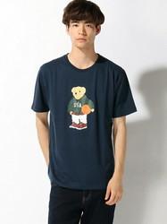 BROWNY BROWNY/USA beapurinto T恤我们前进针织