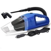 果奇 蓝色5米120瓦 干湿两用吸尘器