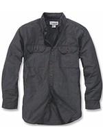 Carhartt .S202.BKC. 男士钱布雷衬衫