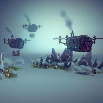 历史低价:《Besiege》(围攻)PC数字版游戏