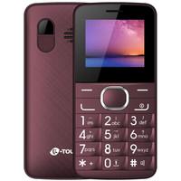 K-TOUCH 天语 N2 老人手机 (移动/联通2G、咖啡色)