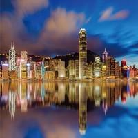 自由行:直飞往返+全程五星酒店!杭州-香港4天3晚