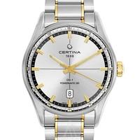 值友专享:CERTINA 雪铁纳 DS 1 Powermatic 80 C029-407-22-031-00 男士机械腕表