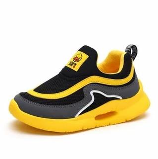B.Duck 小黄鸭 儿童网面鞋跑步鞋