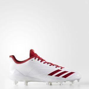 大码福利 : adidas 阿迪达斯 adizero 5-Star 6.0 Mid Cleats 男子足球鞋