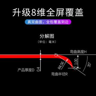 观悦 iPhone XS / XS Max / XR 钢化膜