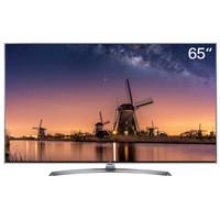 京东PLUS会员:LG 65UJ7588-CB 4K 平板电视 65英寸