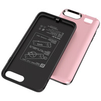 SCUD 飞毛腿 BJ006P 苹果背夹电池 (粉、6700毫安)