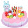 ALCTOYS 蛋糕切切乐 37件套 生日女孩套装 9.9元包邮(需用券)
