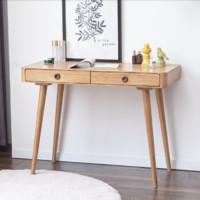维莎 w7055 全实木梳妆桌