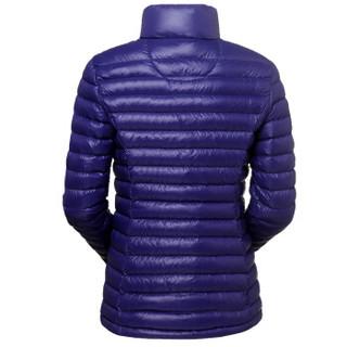 HIGHROCK 天石 N501411 中性款排骨羽绒服 650蓬鹅绒 (M、女款 紫罗兰色)