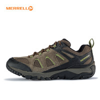 MERRELL 迈乐 J09545 男款徒步鞋 (棕色、40)