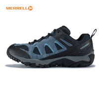 MERRELL 迈乐 J09545 男款徒步鞋 (蓝色、41)