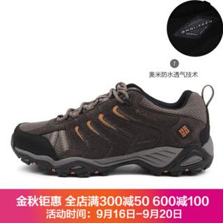 Columbia 哥伦比亚男18春夏新品户外专业防水透气耐磨徒步登山鞋YM2024 YM2024245 43.5 (43.5)