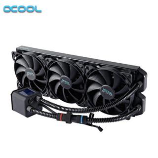 Alphacool 北极熊 CPU 420一体水冷散热器