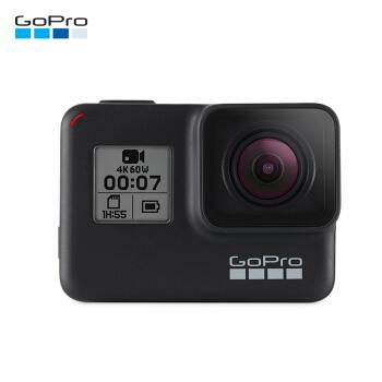 GoPro HERO7 Black 运动相机 黑色