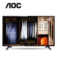 AOC LE43M3776 43英寸 液晶电视