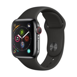Apple Watch Series 4苹果手表GPS 蜂窝款不锈钢表壳