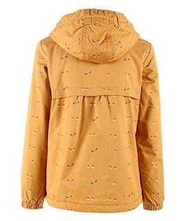JEANSWEST 真维斯  JW-73-222519 女士棉外套 (土黄色、M)