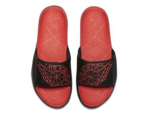 耐克NIKE 男子 AJ 拖鞋 JORDAN HYDRO 7 SLIDE 休闲鞋 AA2517-023黑色41码