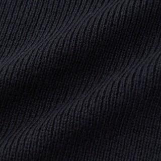 UNIQLO 优衣库 UQ413240000 女士针织连衣裙 (L、栗色)