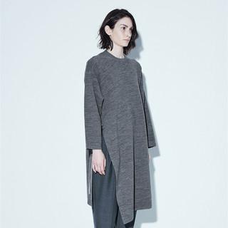 JNBY 江南布衣 5H8820250- 女士针织连衣裙 (XS、蓝墨绿)