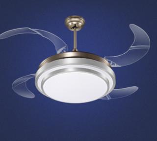 nvc-lighting 雷士照明 风扇灯 双色遥控 25瓦 36寸
