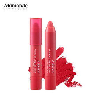 Mamonde 梦妆 花心丝绒唇膏笔